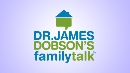Listen to James Muffett on Dr. James Dobson's Family Talk