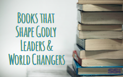 Books that Shape Godly Leaders
