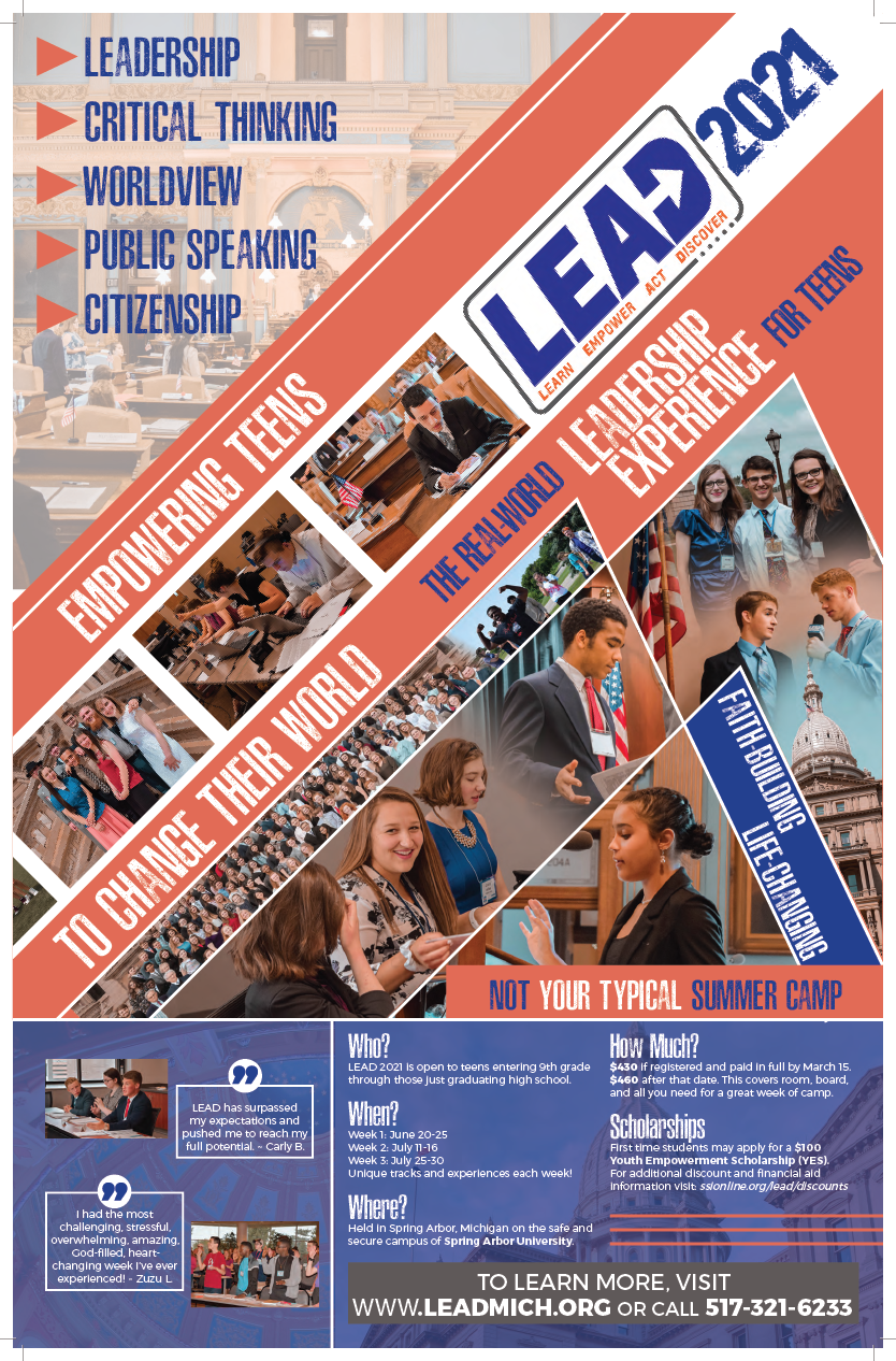 LEAD 2021 Poster